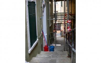 Se levanta la escena del crimen y se abre al público la zona de Boschetti's Steps