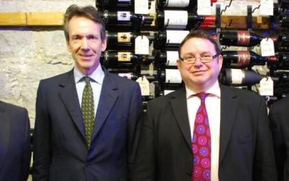 Conferencias en la Casa de Gibraltar de Londres para potenciar el Peñón en el sector de gestión de patrimonio