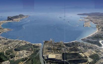 De 2007 a 2013, la aportación de la economía de Gibraltar sobre el PIB de la comarca del Campo de Gibraltar aumentó un 51,6%