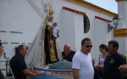 Un bando municipal regula el uso racional del litoral durante la festividad de la Virgen del Carmen