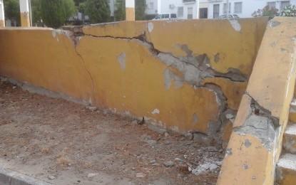 El PSOE de Los Barrios denuncia el abandono de la barriada Nuestra Señora de Fátima