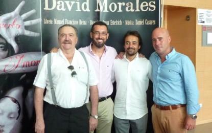 Lorca muerto de amor, de David morales, un musical trangresor, se representará el 14 de agosto en el palacio de congresos