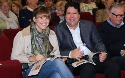 Se anuncian más nombres para el Festival Internacional Literario de Gibraltar