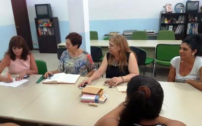 Igualdad inicia una ronda de contactos con asociaciones de mujeres