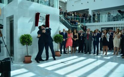 La Universidad de Gibraltar abre sus puertas once meses tras el anuncio oficial del proyecto
