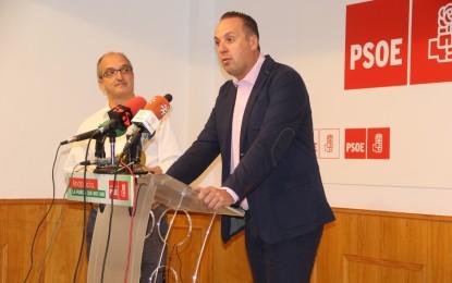 El PSOE saluda la reactivación de la plataforma en defensa del tren y pide al PP sumarse y presionar a su Gobierno