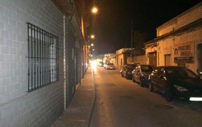 Tráfico y Seguridad Vial estudia la reordenación del tráfico en la confluencia de las calles Gibraltar con Avenida de la Banqueta