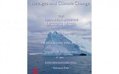 Análisis del cambio climático, una constante en la historia de la Tierra
