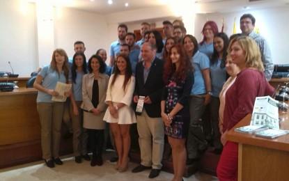La escuela taller 'Tesauro' forma durante dos años a 20 jóvenes barreños con una subvención de 585.000 euros