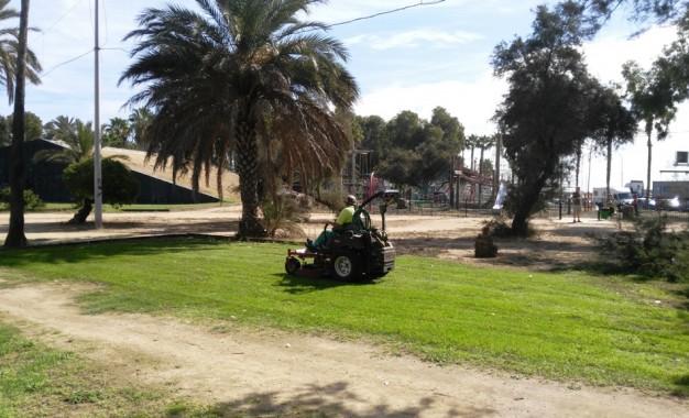 El miércoles se firmará con la empresa Recolte el proyecto de remodelación de zonas verdes en el parque Princesa Sofía