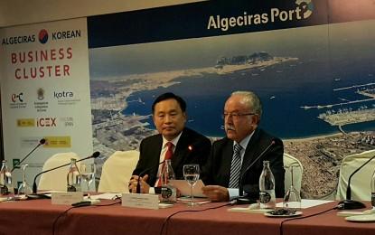 Presentación de la iniciativa Algeciras-Korean Business Cluster