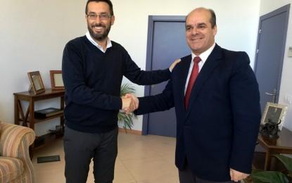 Ayuntamiento y Consorcio de bomberos firman el acuerdo para fraccionar la deuda municipal
