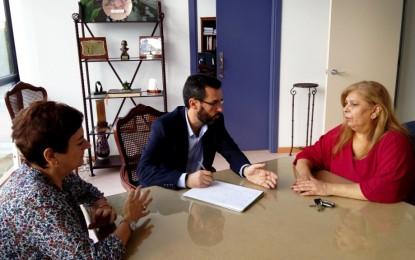 Franco conoce los programas desarrollados por Nakera Romi