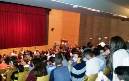 Más de 700 alumnos participarán este martes en una jornada de teatro en inglés incluida en la Oferta Educativa Municipal