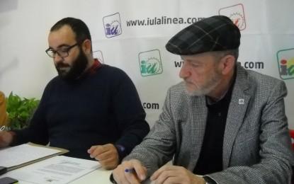 """El PCE en La Línea dice que """"Nacho Macías y Sanz siguen contándonos la misma milonga"""""""