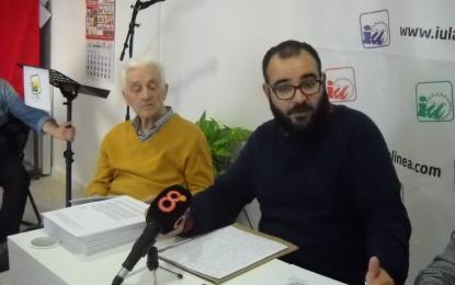 IU pide a Franco y al PP que informe sobre los préstamos de la PIE
