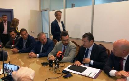 Sanz anuncia medidas económicas excepcionales para la ciudad a finales de este mes cifradas en 15,2 millones de euros