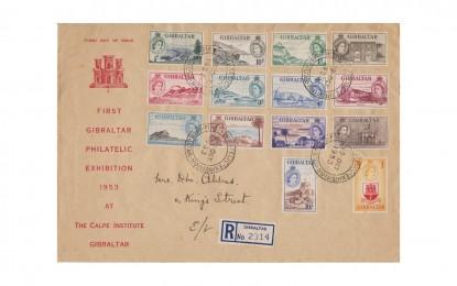 La Oficina Filatélica de Gibraltar lanza su colección de los sellos emitidos en 2015