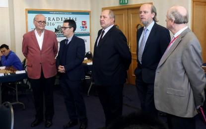 Brillante apertura del Torneo Internacional de Ajedrez de Gibraltar