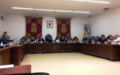 Una modificación presupuestaria mediante suplemento de crédito y la designación de los miembros del consejo asesor de deportes, a pleno