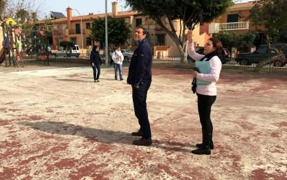 Mejoras en el mantenimiento de Punto Ribot y Manuel de Falla gracias al programa de ayuda a la contratación