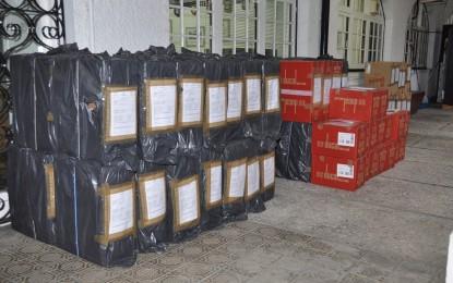 Se incauta tabaco de contrabando por un valor de 110.000 libras en Gibraltar