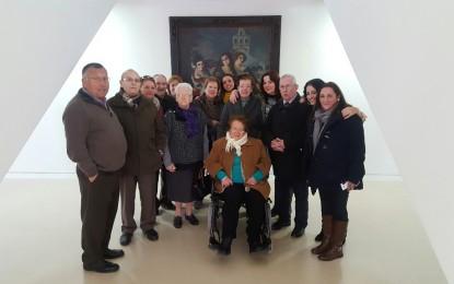 Los grupos guiados comienzan a visitar el nuevo Museo Cruz Herrera