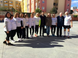 Olimpiada colegio Velada