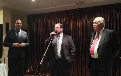 """John Cortes: """"Gracias a Samuel y a Radio Bahía Gibraltar por la labor de unión entre los pueblos que hace"""""""