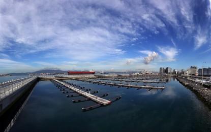 Para el viernes, disponibles los nuevos atraques en Puerto Marina, en Gibraltar