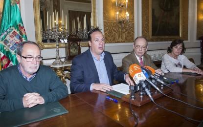 Diputación renueva su colaboración con el Banco de Alimentos de Cádiz