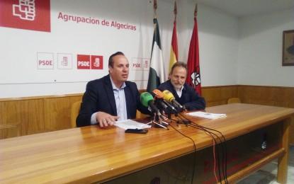 El PSOE advierte del fracaso del Reindus en el Campo de Gibraltar y pide al Gobierno que lo enmiende