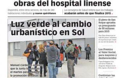 """El equipo de gobierno lamenta la desaparición del diario """"La Verdad"""""""