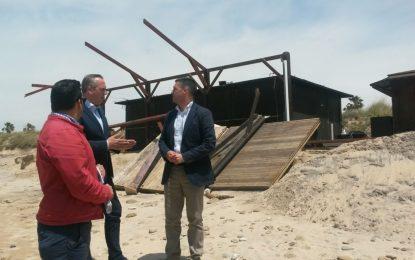 """Ruiz Boix: """"Bienvenida sean la partida extraordinaria para playas, pero dónde están las ordinarias durante estos cuatro años"""""""