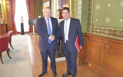 Picardo y García en Londres en el Consejo Ministerial Conjunto RU-Gibraltar sobre el Brexit