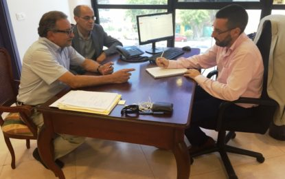 El Grupo Transfronterizo mantendrá un encuentro con el alcalde de La Línea
