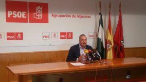 Ruiz Boix en Algeciras