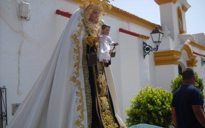 Las condiciones meteorológicas impiden que la Virgen del Carmen procesione por el mar, será por las calles de La Atunara