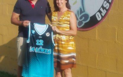 La Unión Linense Baloncesto anuncia la renovación de Samuel Ortiz, como jugador de su equipo EBA