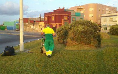 Mañana se firma el contrato de mantenimiento y conservación de la jardinería de la ciudad con la empresa Recolte