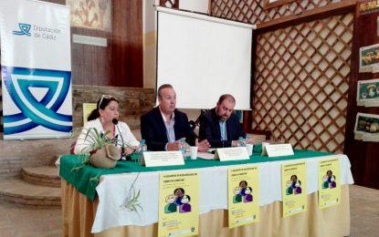 Diputación ofrece formación en Jimena a asociaciones del Campo de Gibraltar para facilitar su participación en la gestión pública