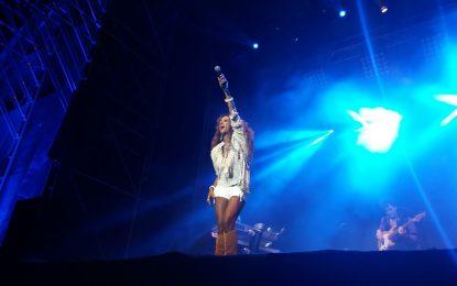 Rosario, Travis y The Vamps emocionan en la primera jornada del Gibraltar Music Festival