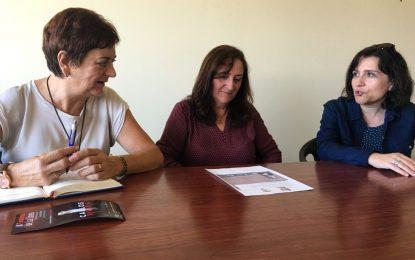 Las actrices Consuelo Trujillo y Luisa Gavasa centrarán con su presencia este miércoles los V Encuentros de Cine Campo de Gibraltar