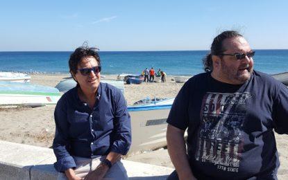 Rody Aragón y Miguel Becerra llegan a un acuerdo para colaborar en la serie web EL HOTELITO, que dirige y escribe el cineasta linense