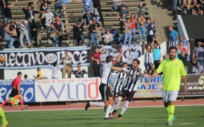 La Balona empata (1-1) ante el Córdoba B en su regreso al Municipal