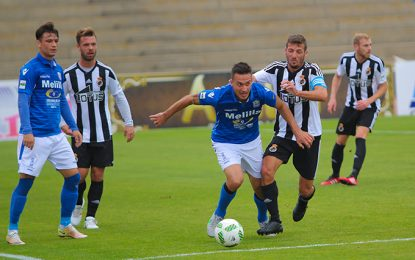 La Balona derrota al Melilla por 2-1