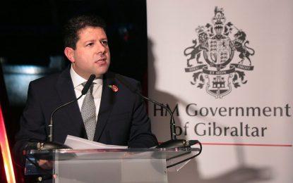 El Día de Gibraltar en Londres cambia de formato y mira hacia el futuro