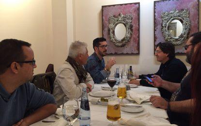 """El cineasta Miguel Becerra sigue contactando con actores de renombre como Rody Aragón, Justo Gómez y Pepito el Caja, para la serie"""" El Hotelito"""""""