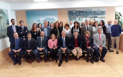 Irene García y José Ignacio Landaluce valoran el funcionamiento de la oficina del Servicio Provincial de Recaudación de Algeciras