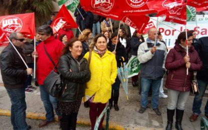 El Ayuntamiento continúa apoyando las reivindicaciones sindicales para un mejor servicio hospitalario en La Línea